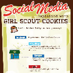 Explanation of Social Media Using Girl Scout Cookies