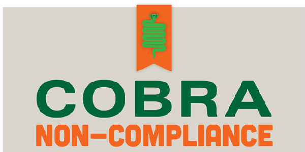 Infographic on Limiting Your COBRA Exposure