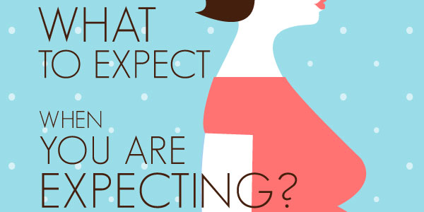 What To Expect When You Are Expecting Infographic