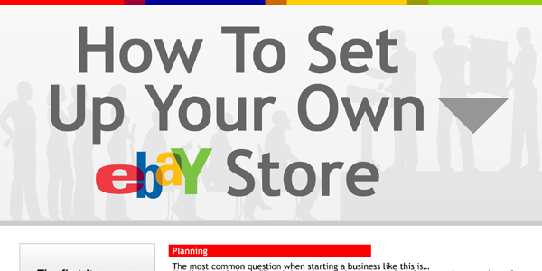 How to set up online clothing store