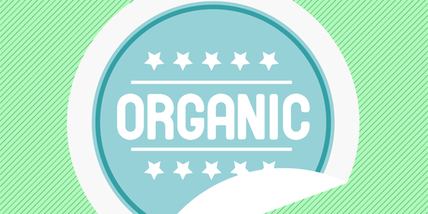 Organic Food Benefits Infographic