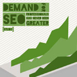 Infographic on the Demand for SEO Jobs