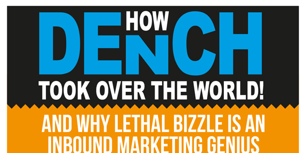 What Is Dench Slang For Infographic
