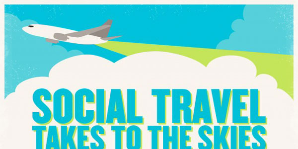 Social Influence on Travel Plans Infographic