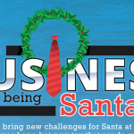 Santa's Elves Improve Team Collaboration with Chatter Social Network!