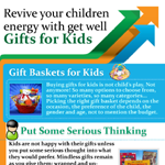 How To Choose A Kids Gift Basket