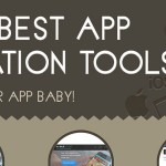 Top DIY App Creation Tools Infographics