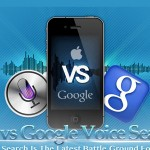 Siri vs. Google Voice Search