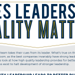 Does Leadership Quality Matter?