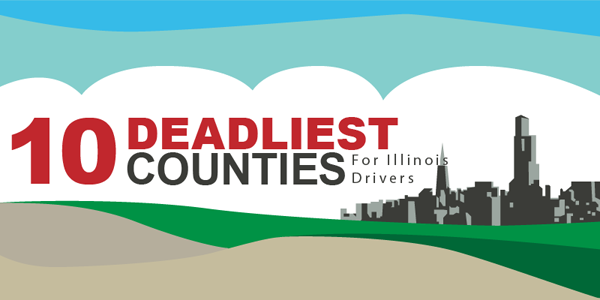 Top Counties For Auto Accidents in Illinois
