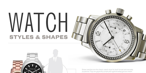Choosing The Right Watch Infographic