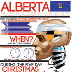 Automobile Accident Statistics (Alberta, Canada)