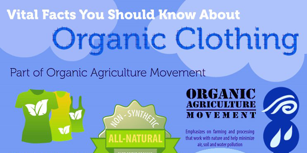 Vital Facts You Should Know About Organic Clothing