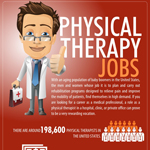 U.S. Physical Therapy Job Stats