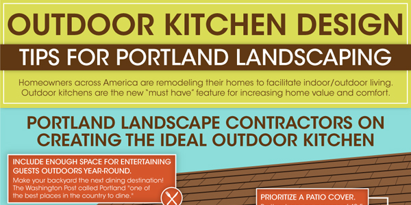 Design Tips For Outdoor Kitchens in Portland