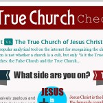 Are You In A Cult Checklist Infographic