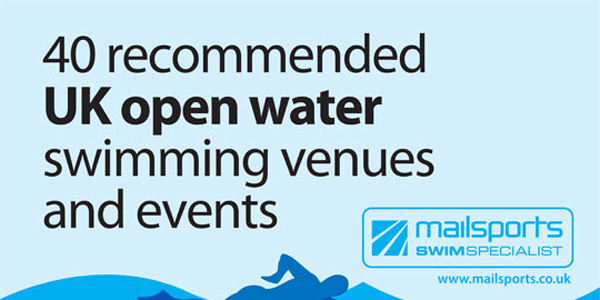 40 Open Water Swimming Events In The UK Infographic