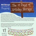 Holiday Self Storage Tips Infographic
