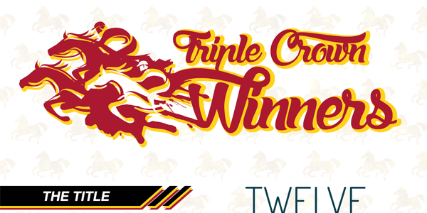 Triple Crown Facts & Figures Infographic