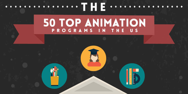 The Best 50 Animation Programs In The United States