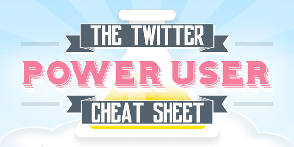 The Key To Becoming A Twitter Power User Infographic