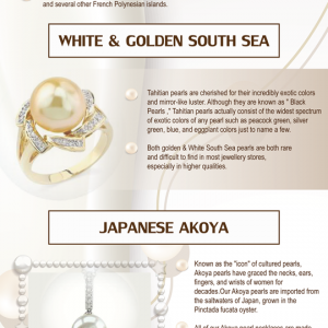 Selecting the perfect pearl type
