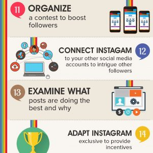 25 ways to skyrocket your Instagram followers and likes