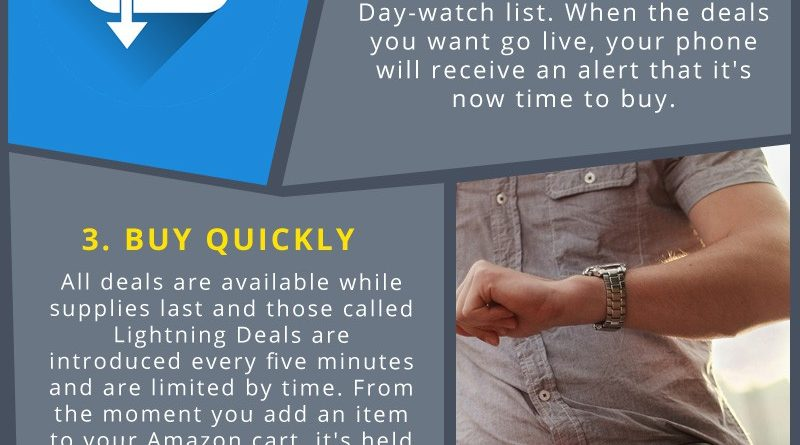 5 Tips for Amazon Prime Day Shopping