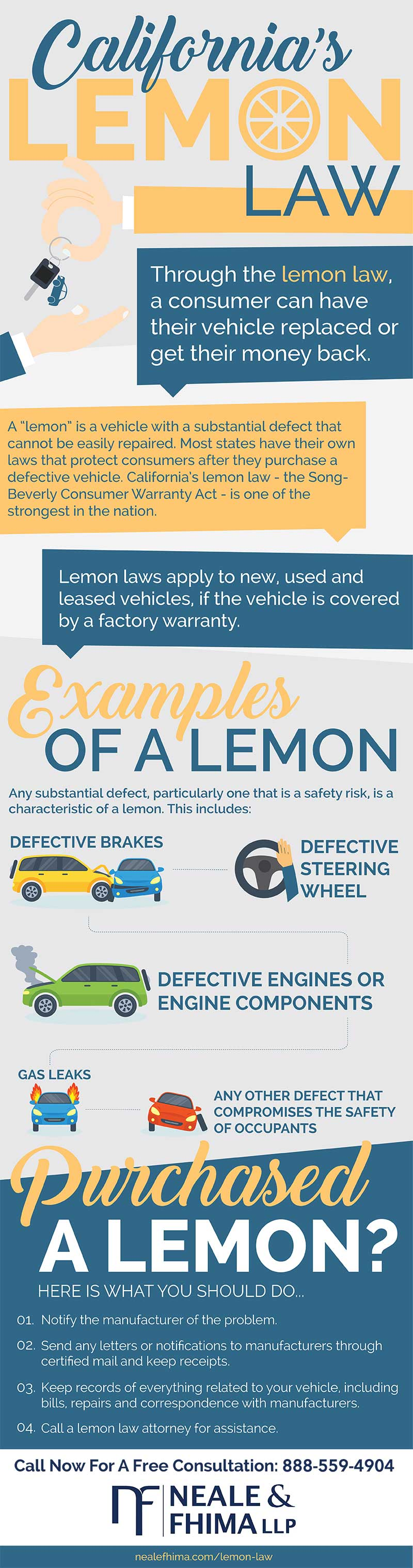Califonia's Lemon Law