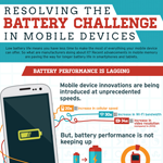 Mobile Device Battery Performance is Lagging